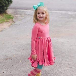 Matilda jane sweet and pink dress